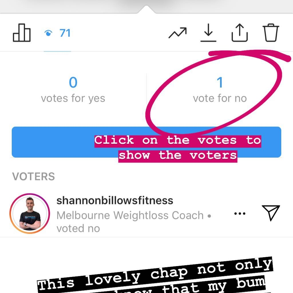 Instagram Poll Instgram Tips