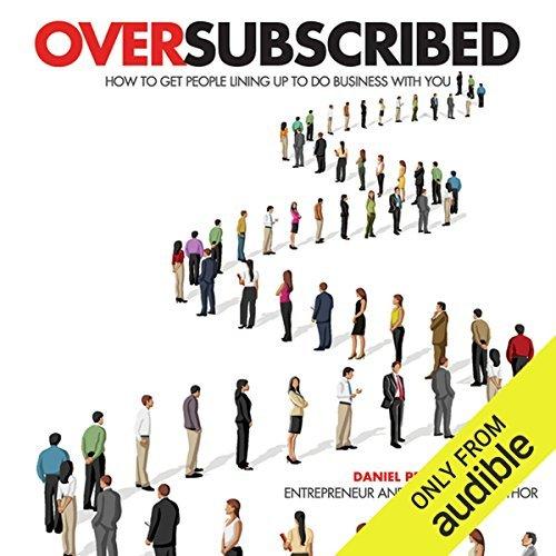 Digital Marketing Books Daniel Priestly Oversubscribed